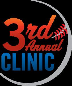 3rd annual baseball coaches clinic